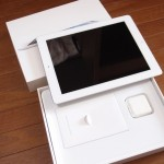 iPad Airとか進化していたので重く持て余していたiPad4を売ってみる