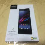 Android携帯Sony Xperia Z Ultra入手