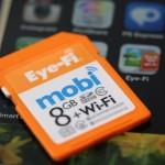 【すごい】ズルトラ+Eye-Fi Mobi+アプリだと自動転送が起こる