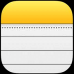 iPhoneであったメモ帳アプリはAndroidではあるのか