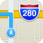 iPhoneで使っていたマップアプリはAndroidではどうなっているのか
