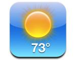 iPhoneであった天気アプリはAndroidではどうなっているか