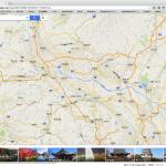 すごいぞgoogle mapsとうとう意識しないで移動ログと写真が連携されてる