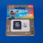 シリコンパワーのmicroSDの128GBが5933円だったので購入