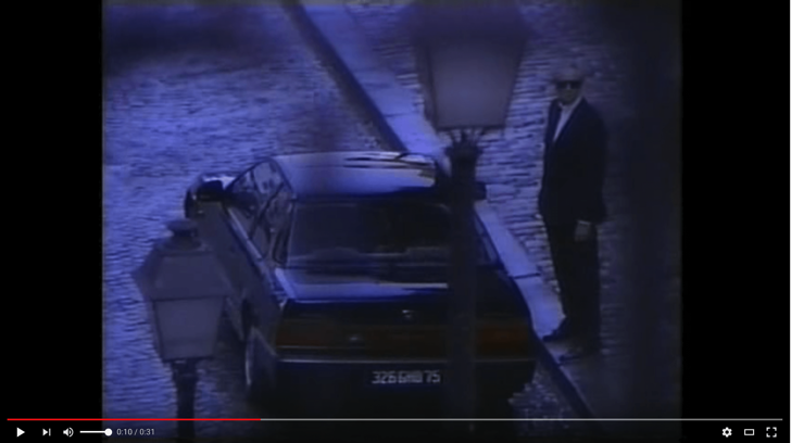 ホンダプレリュード1987地下室のメロディ