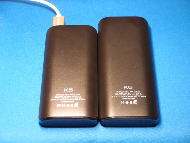 Coolreall 大容量 モバイルバッテリー 13000mAh