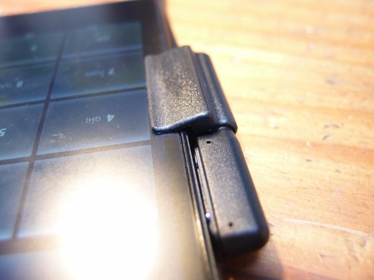 Xperiaシリーズ用充電アダプター