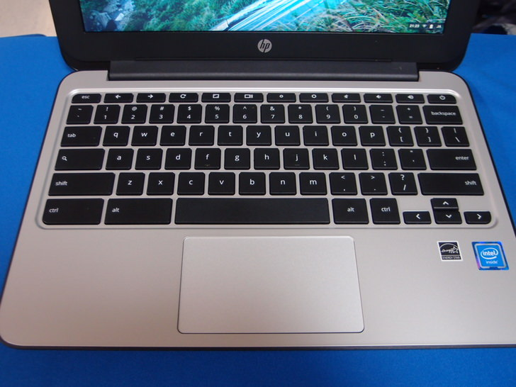 hp chromebook G4