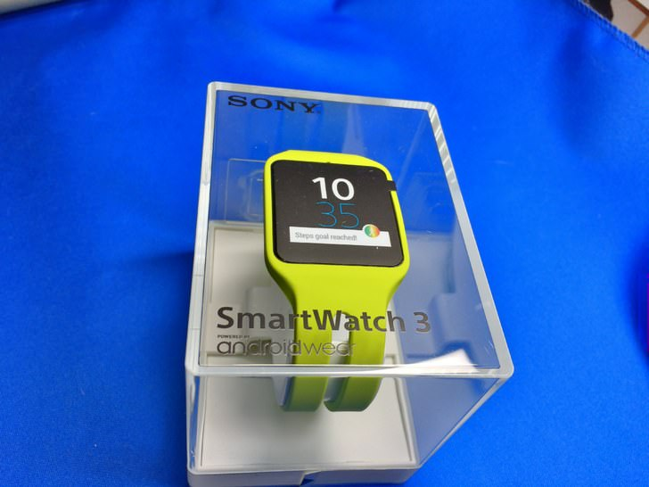 Sony SmartWatch3 SWR50