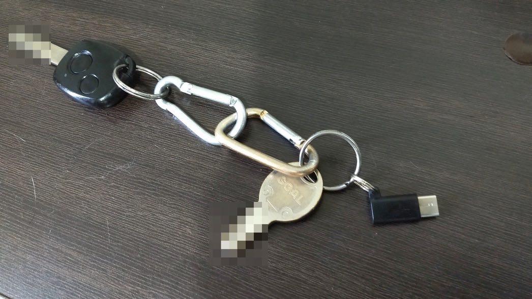 USB-Cアダプターの使いみち