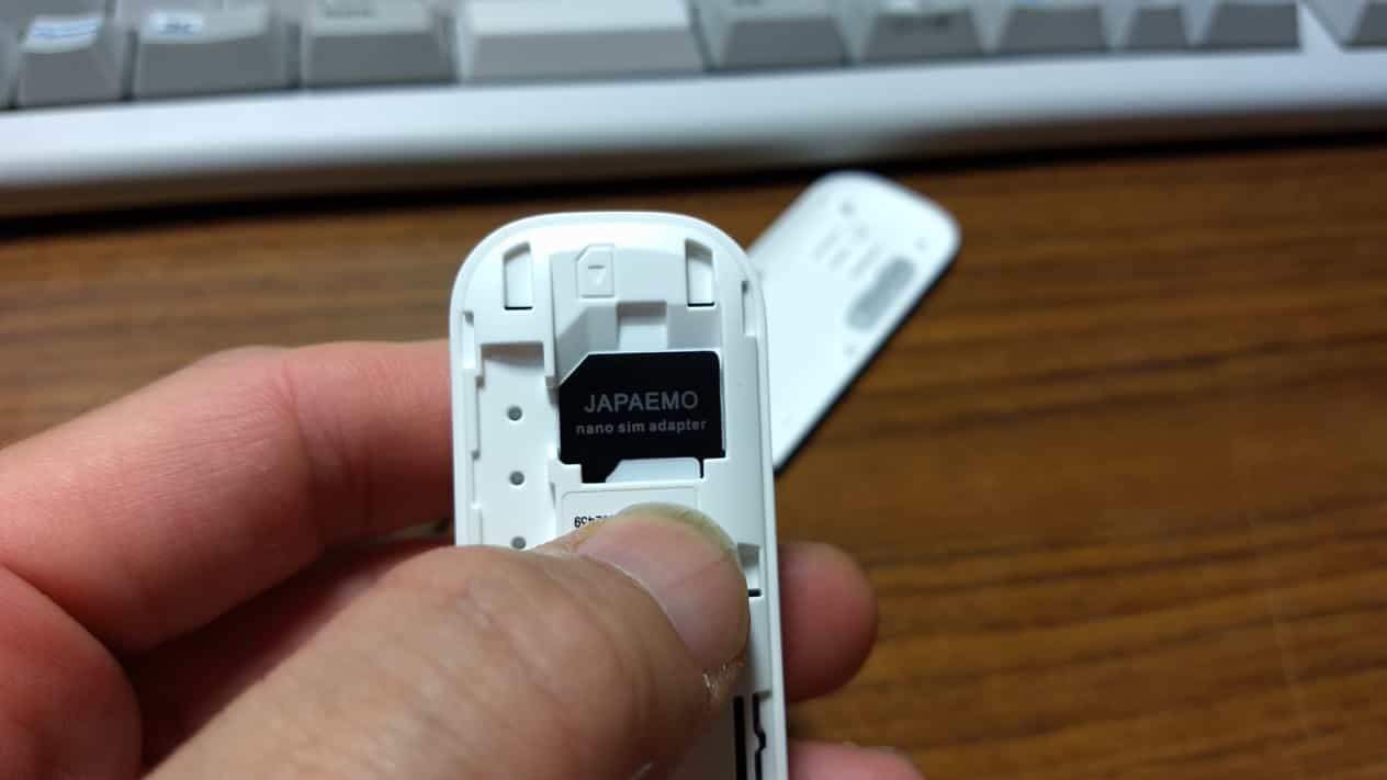 HUAWEISIMフリーモバイルルータ